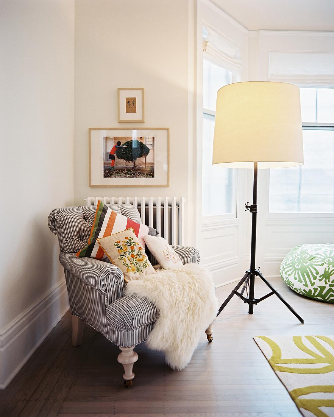 Create Cozy Reading Nook Moments 2014 Lonny