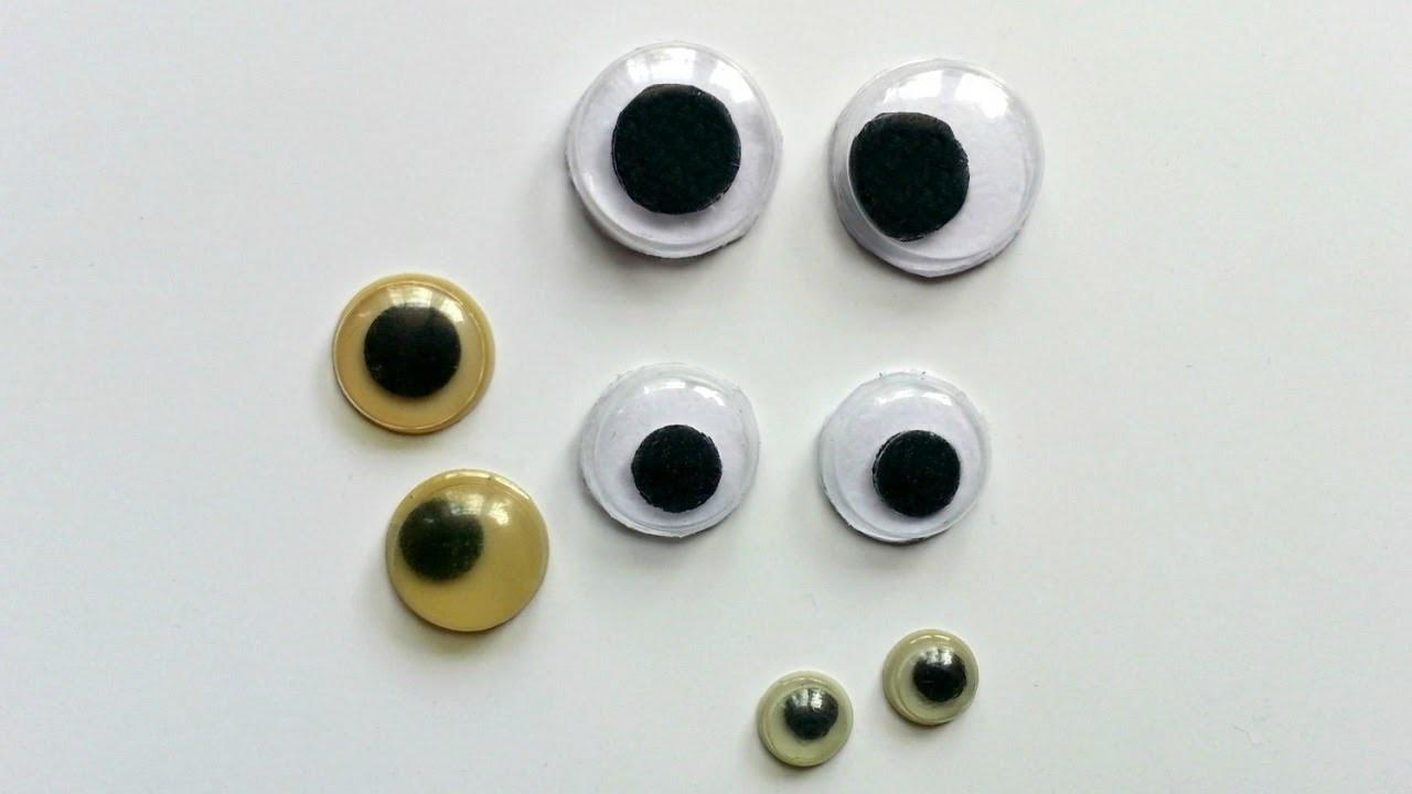 Create Fun Recycled Googly Eyes Diy Crafts