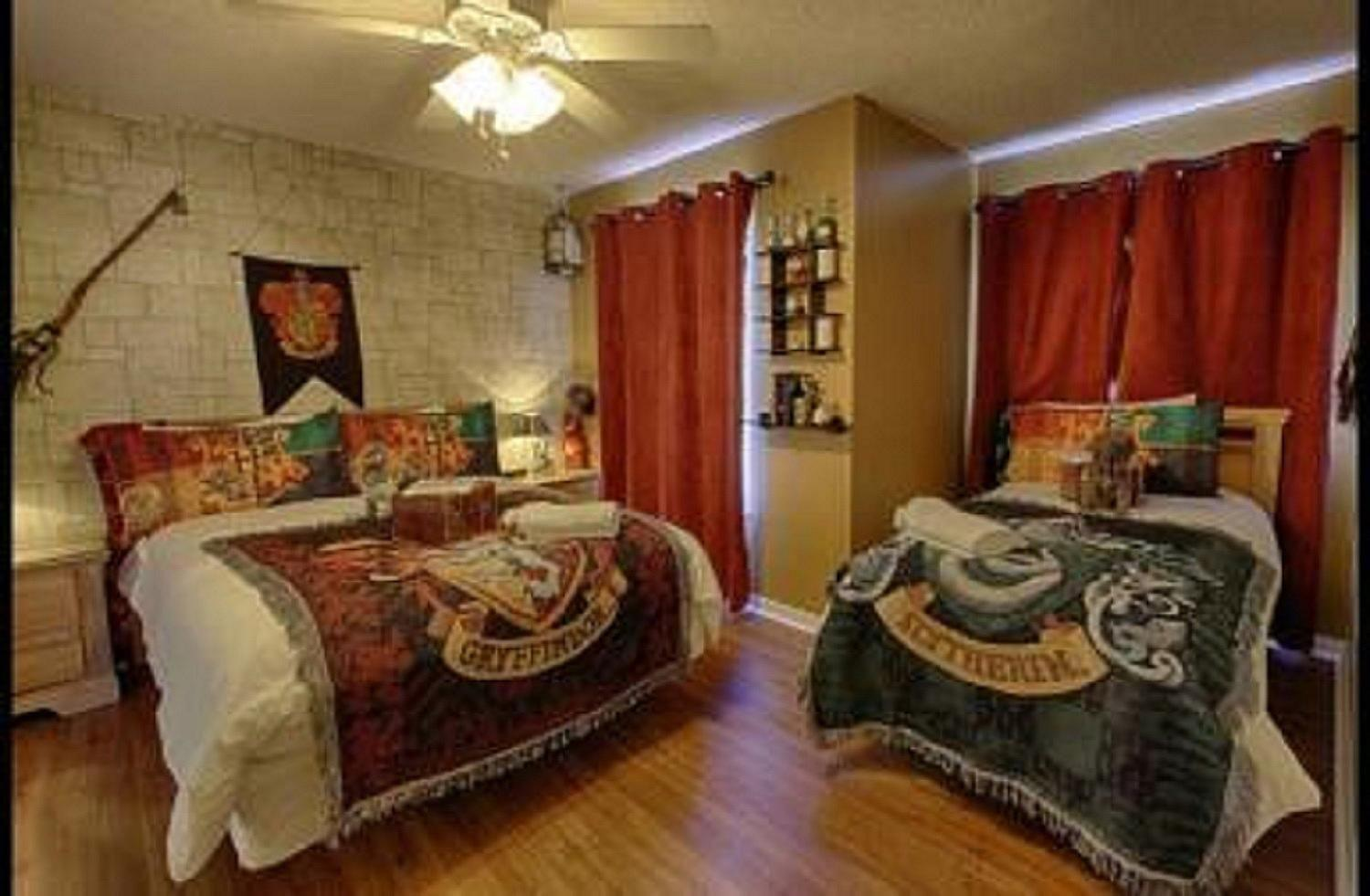 Create Harry Potter Themed Child Bedroom