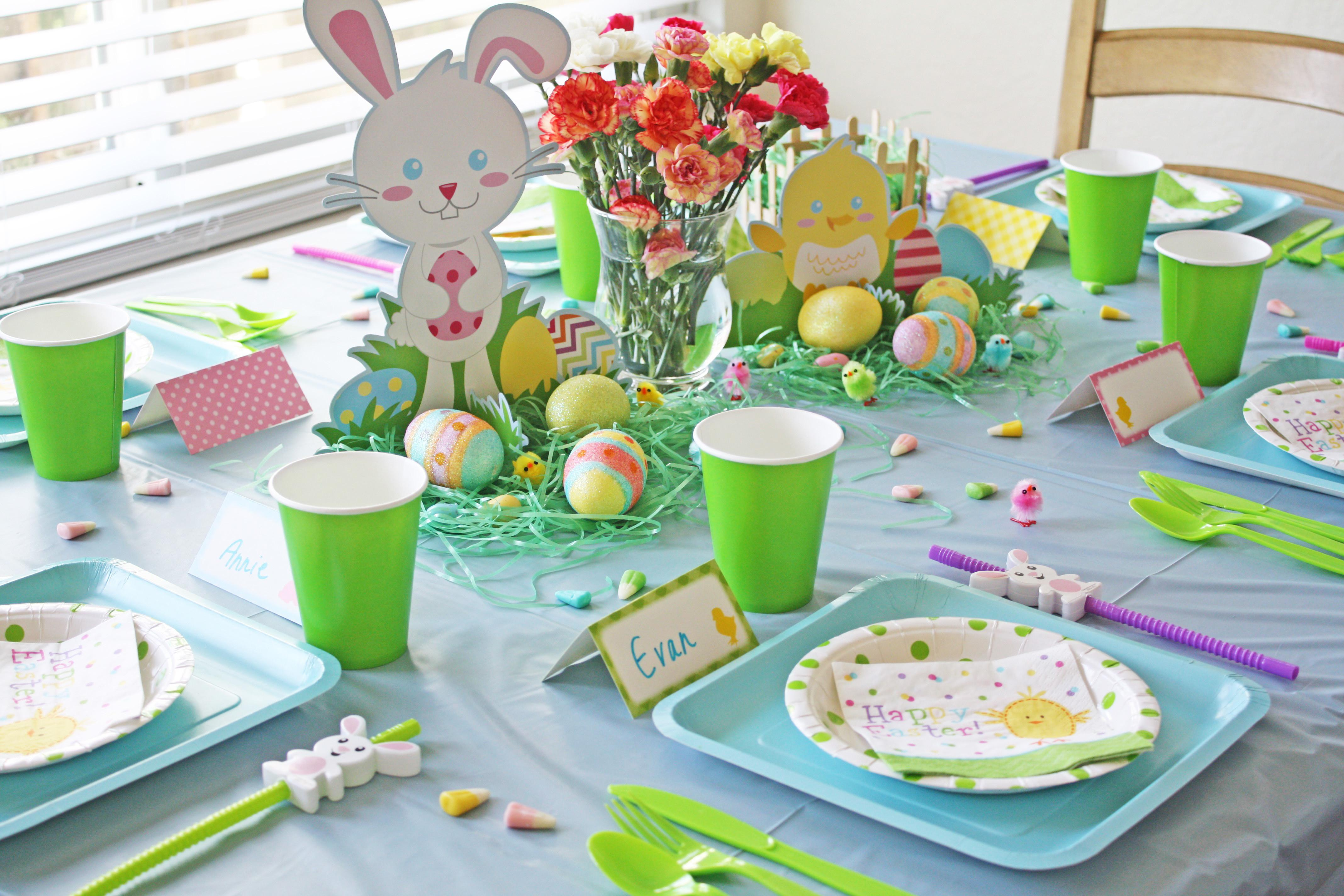 Create Kids Easter Brunch