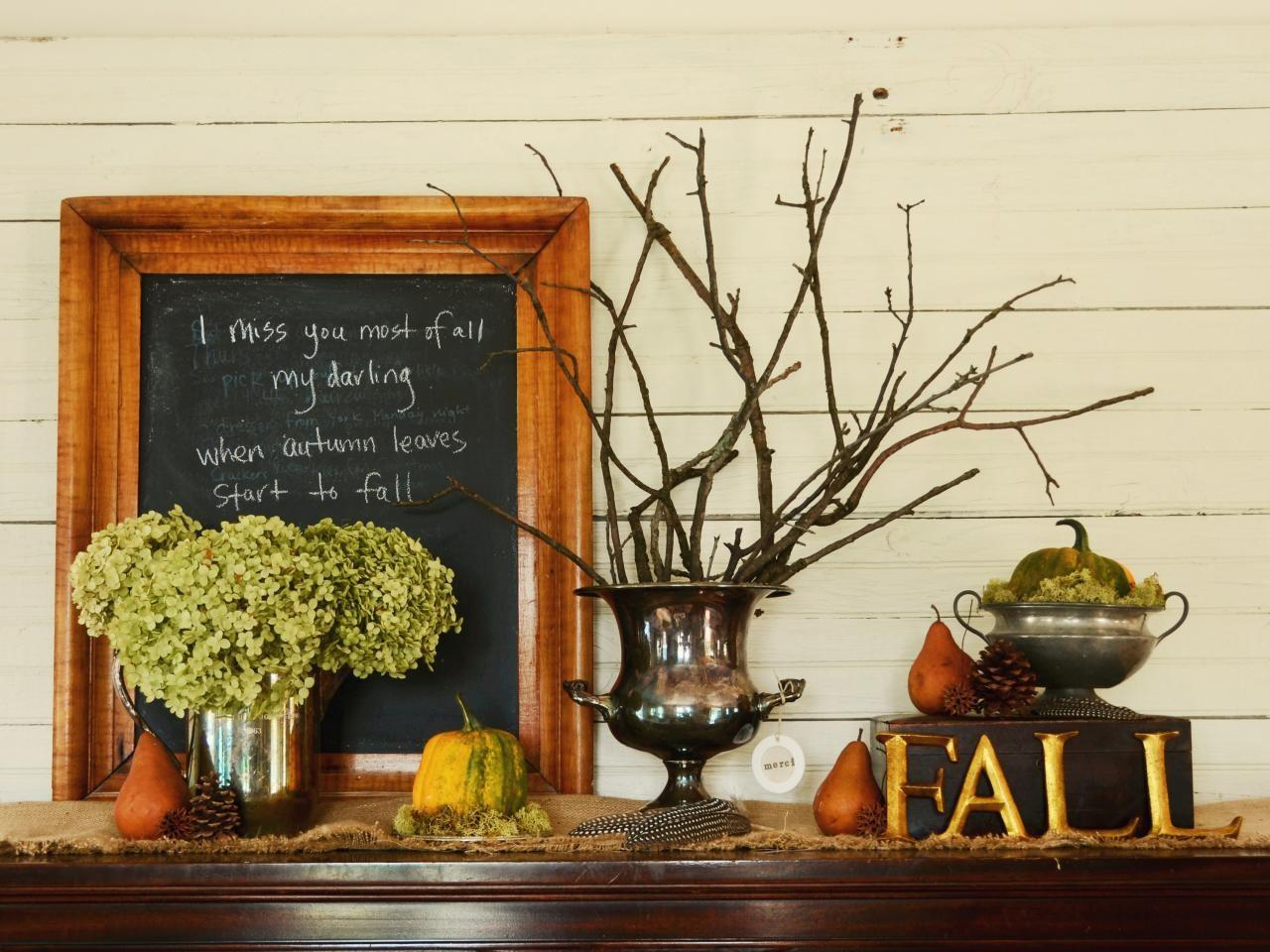 Create Welcoming Fall Entryway Easy Crafts