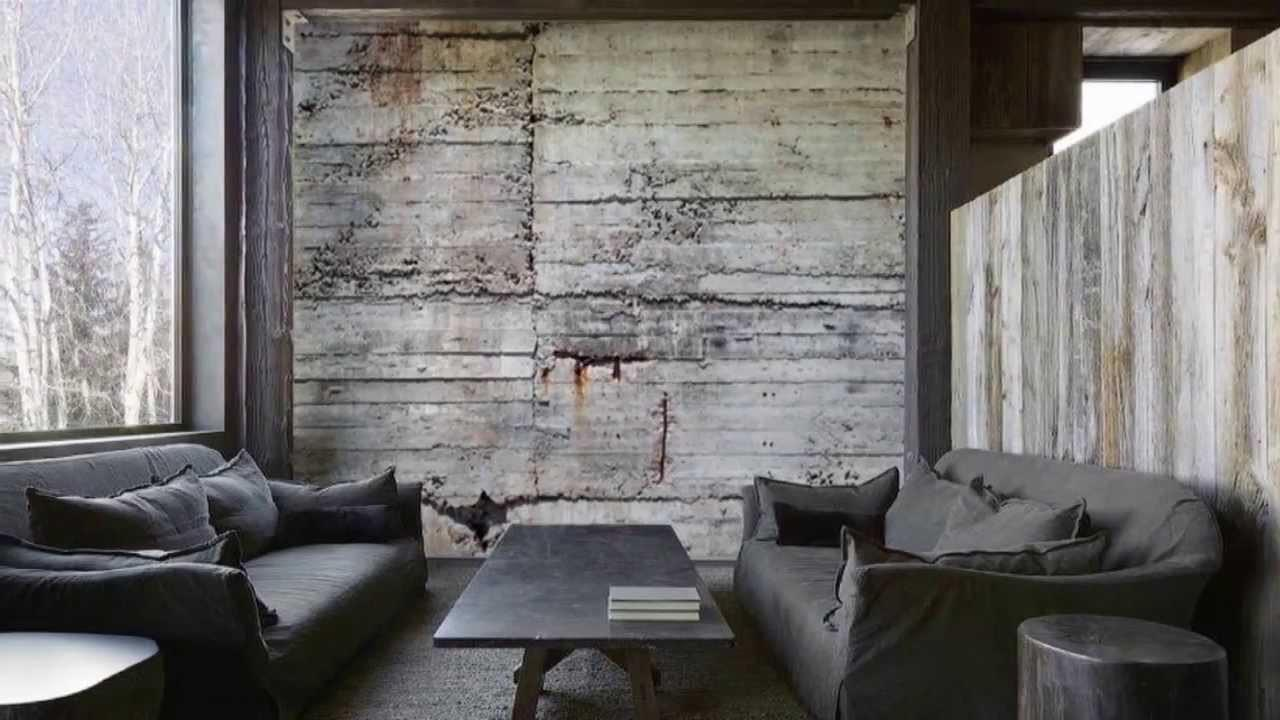 Creating Concrete Walls Without