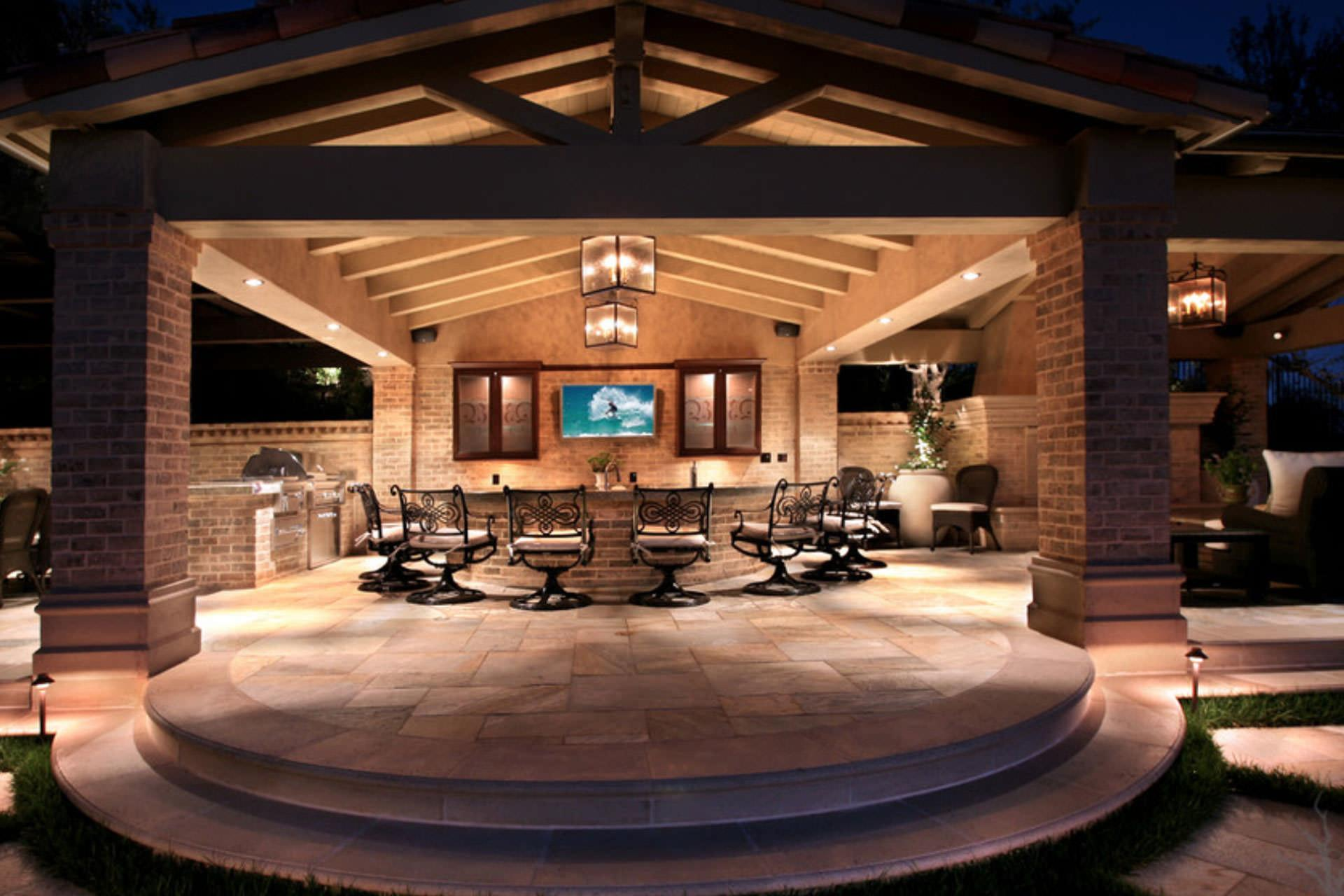 Creating Focal Point Your Outdoor Space