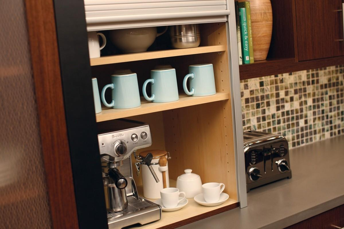 Creating Integrated Coffee Station Designing