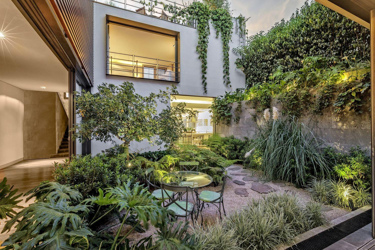 Creating Your Own Rejuvenating Green Oasis Csf House