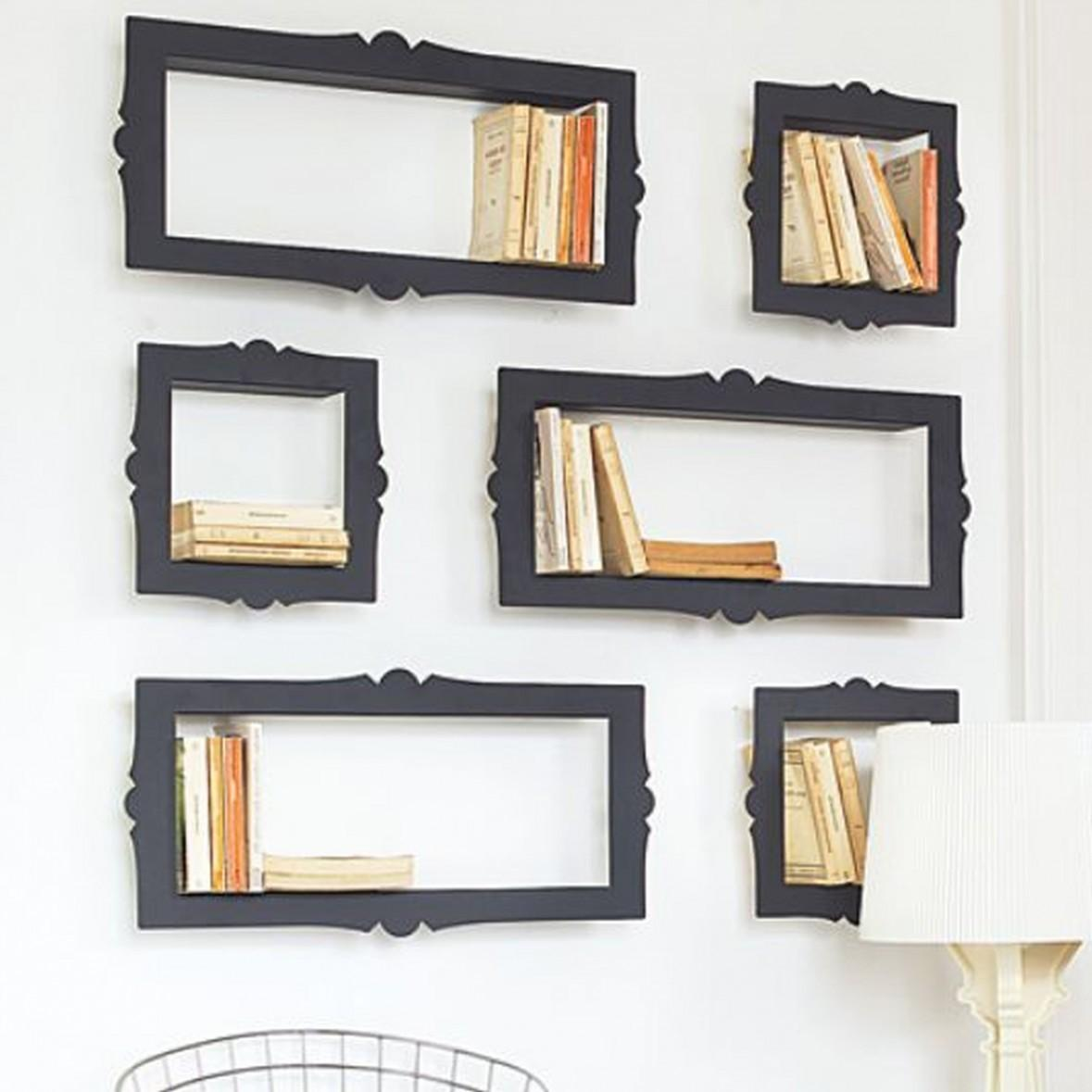Creative Bookshelves Latest Comfortable Unique