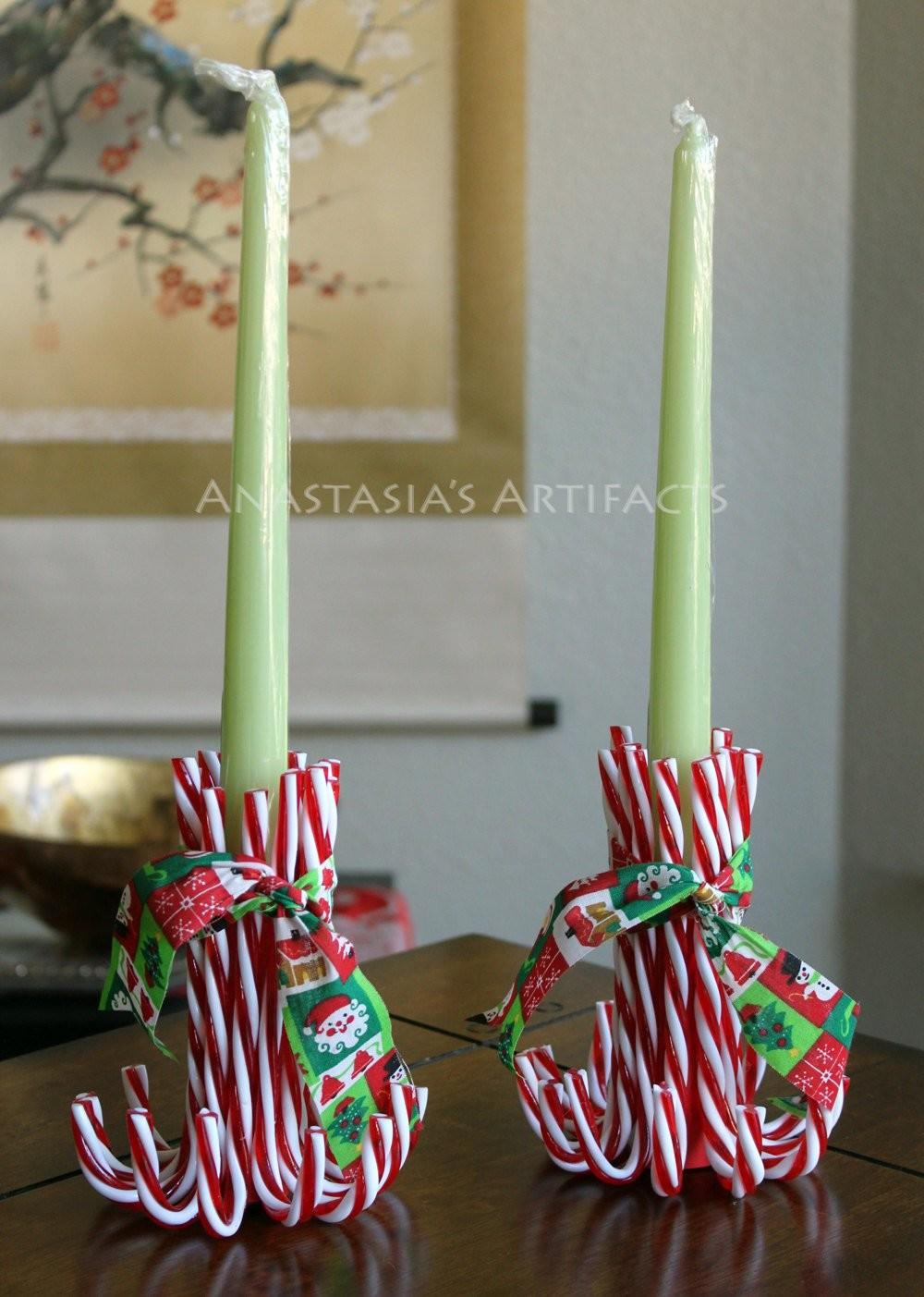 Creative Christmas Candle Ideas Style Motivation