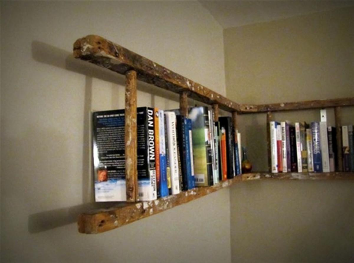 Creative Cool Bookshelves Furniture Set Idea House