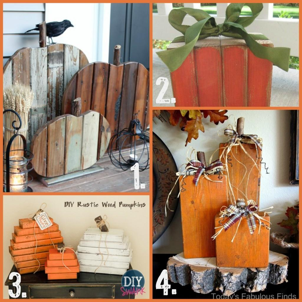 Creative Crafty Diy Pumpkins Can Make Today