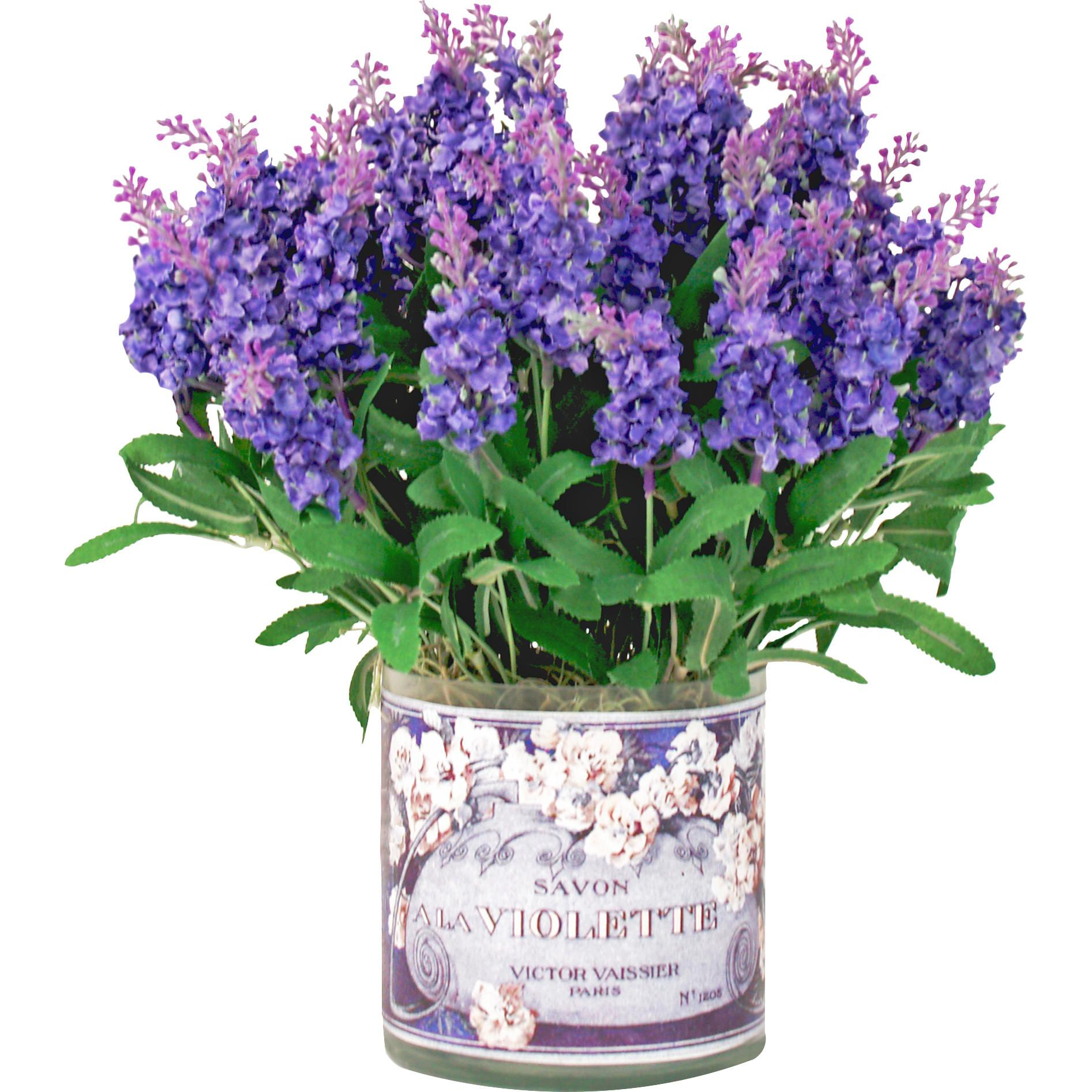 Creative Displays Inc Spring Additions Mountain Lavender