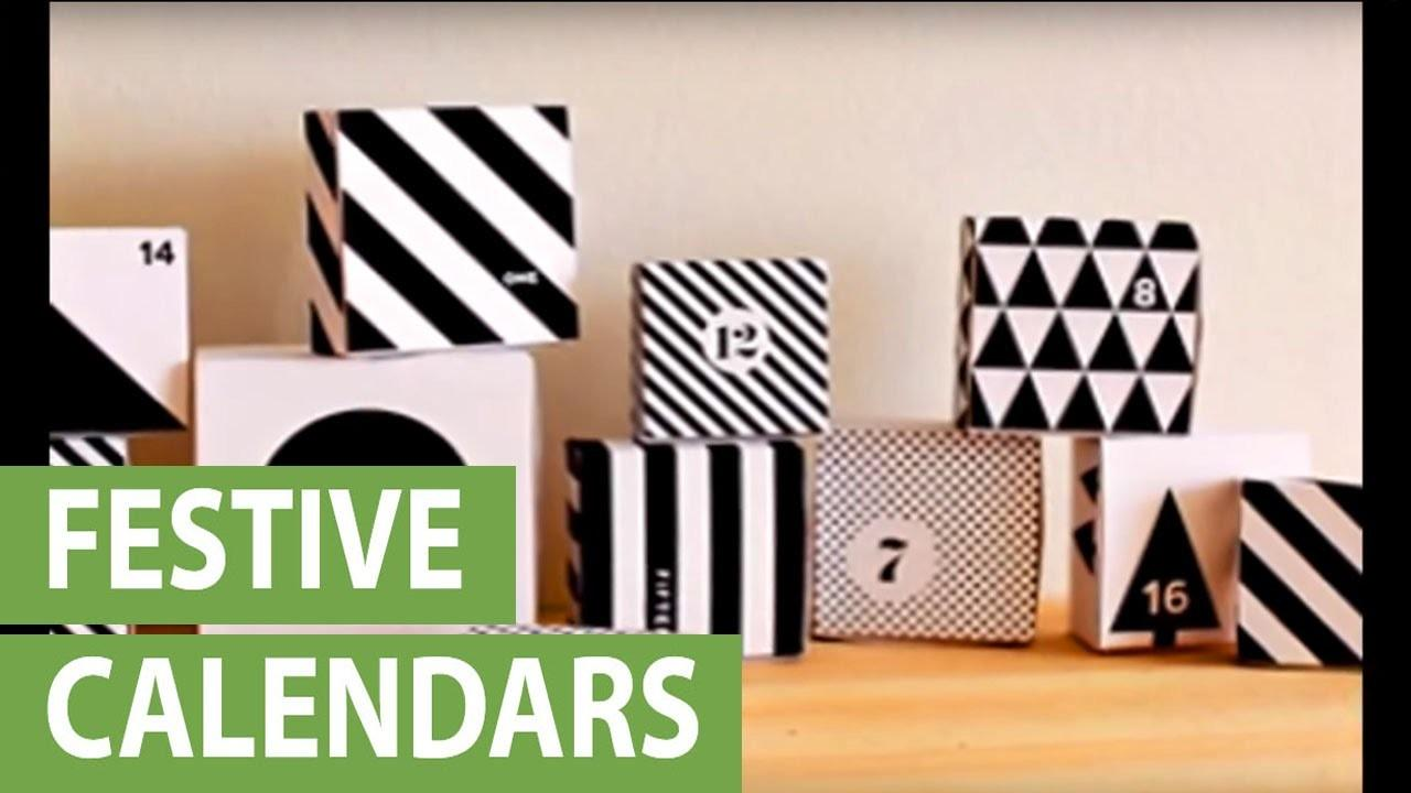 Creative Diy Advent Calendar Ideas