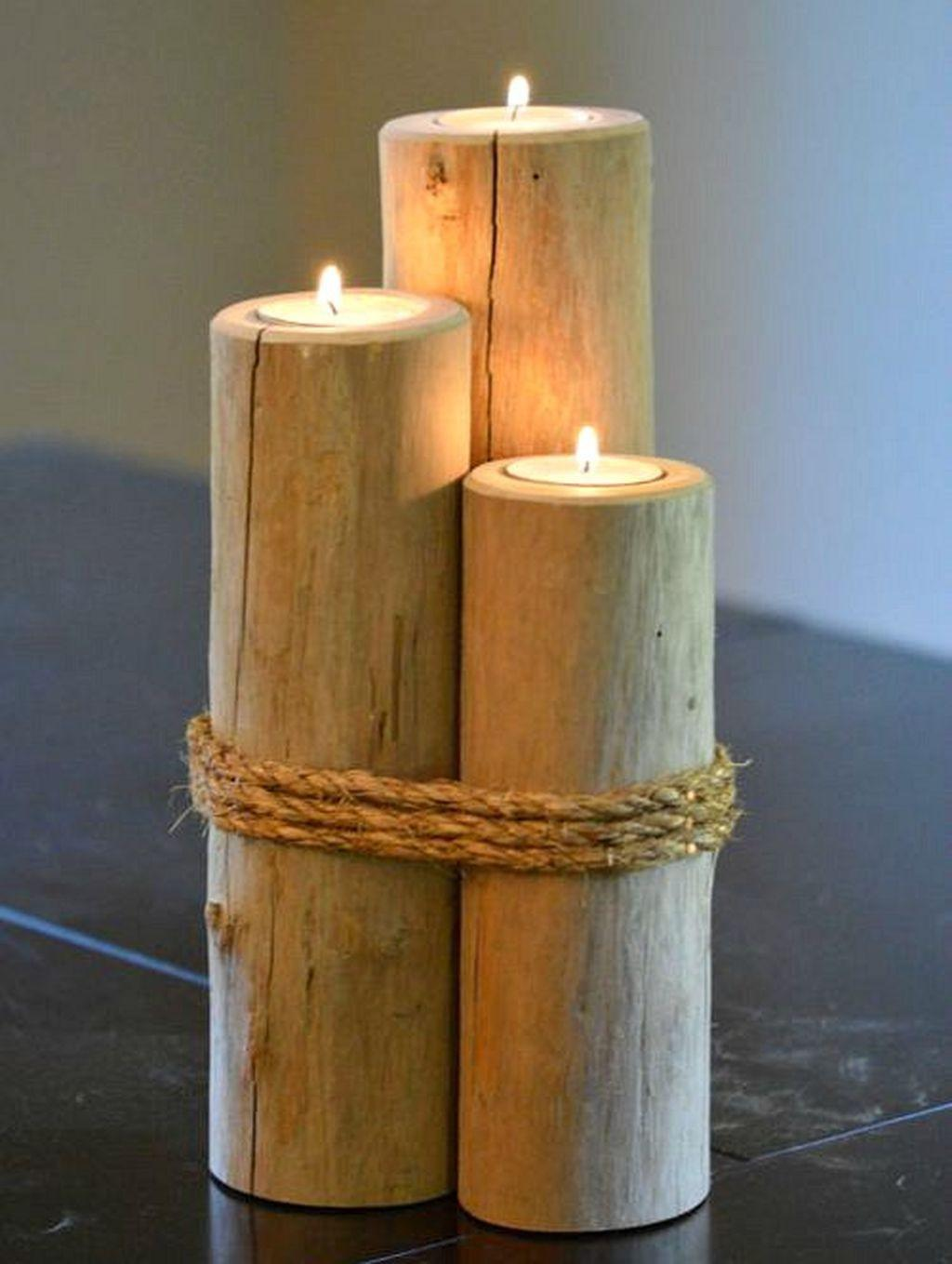 Creative Diy Christmas Candle Holders Ideas Makes Your