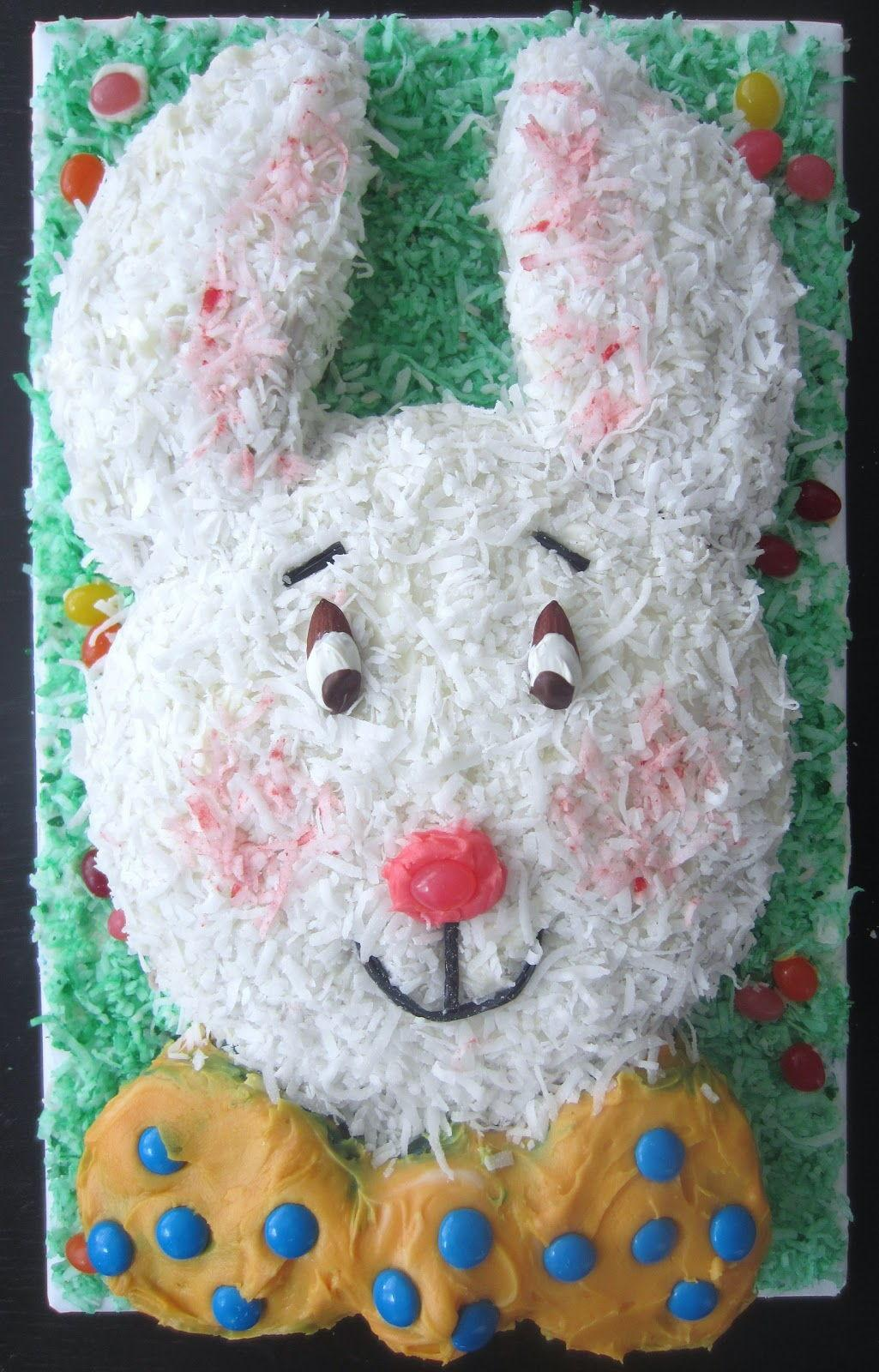 Creative Diy Easter Bunny Cake Recipes