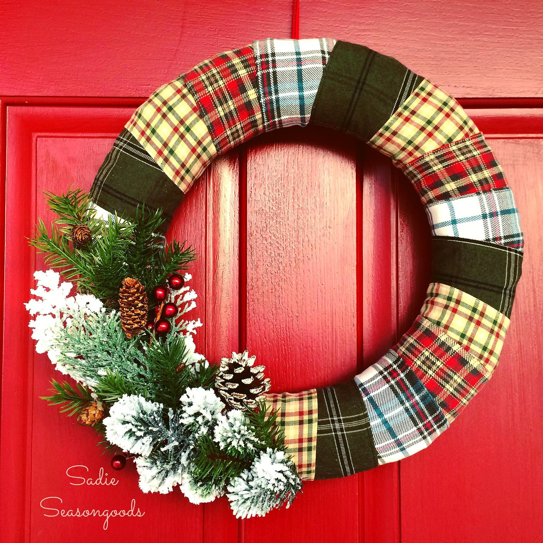 Creative Diy Holiday Wreaths