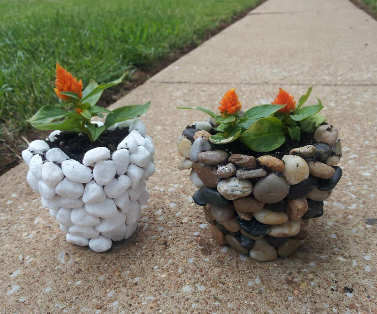 Creative Diy Home Decor Ideas Pebbles River