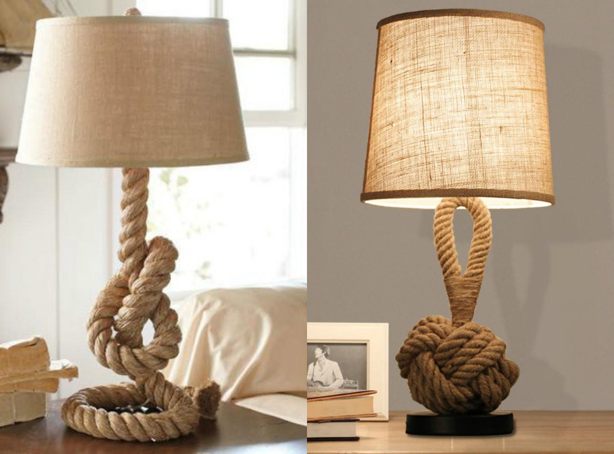 Creative Diy Rope Cor Funky Home Makeover