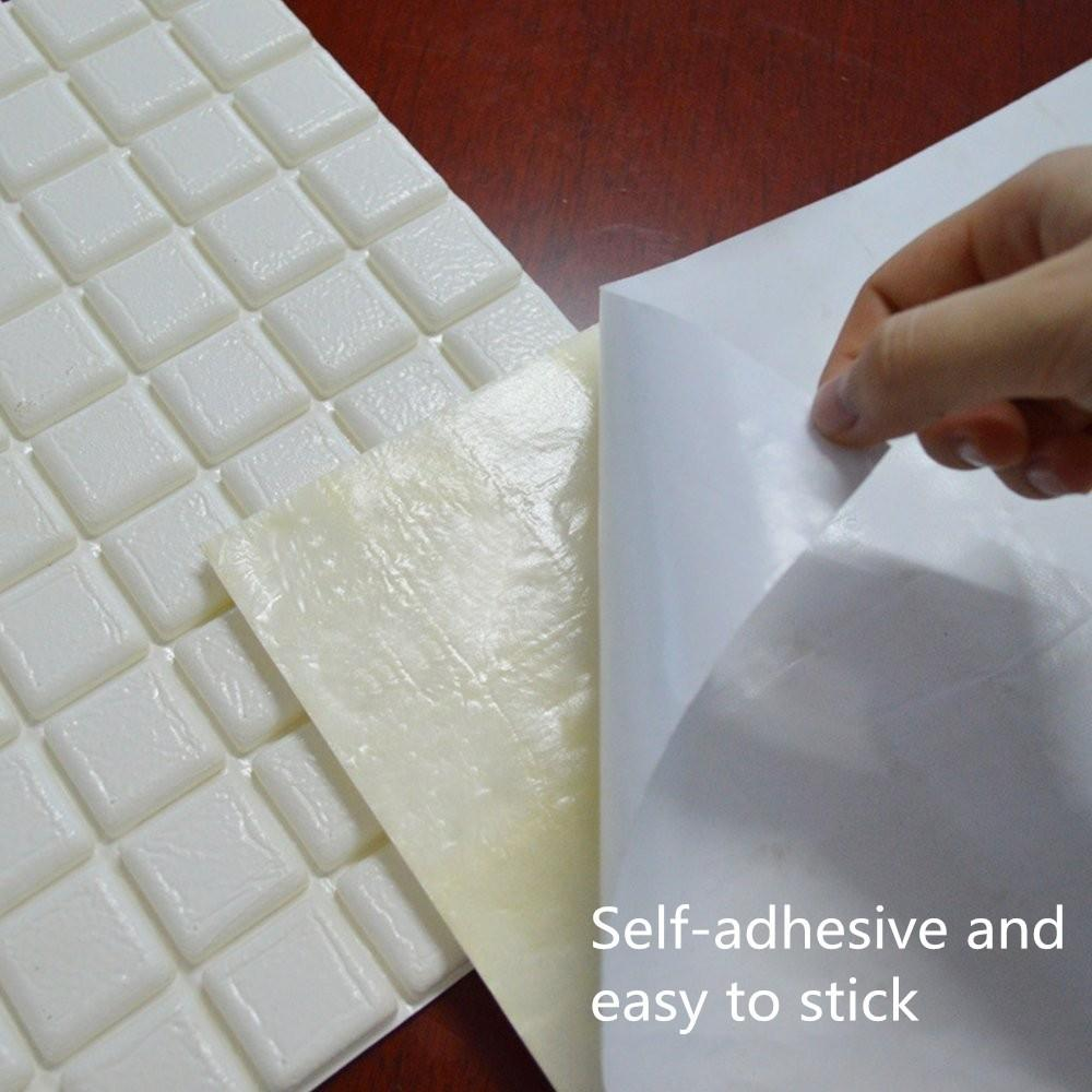Creative Diy Self Adhesive Waterproof Foam