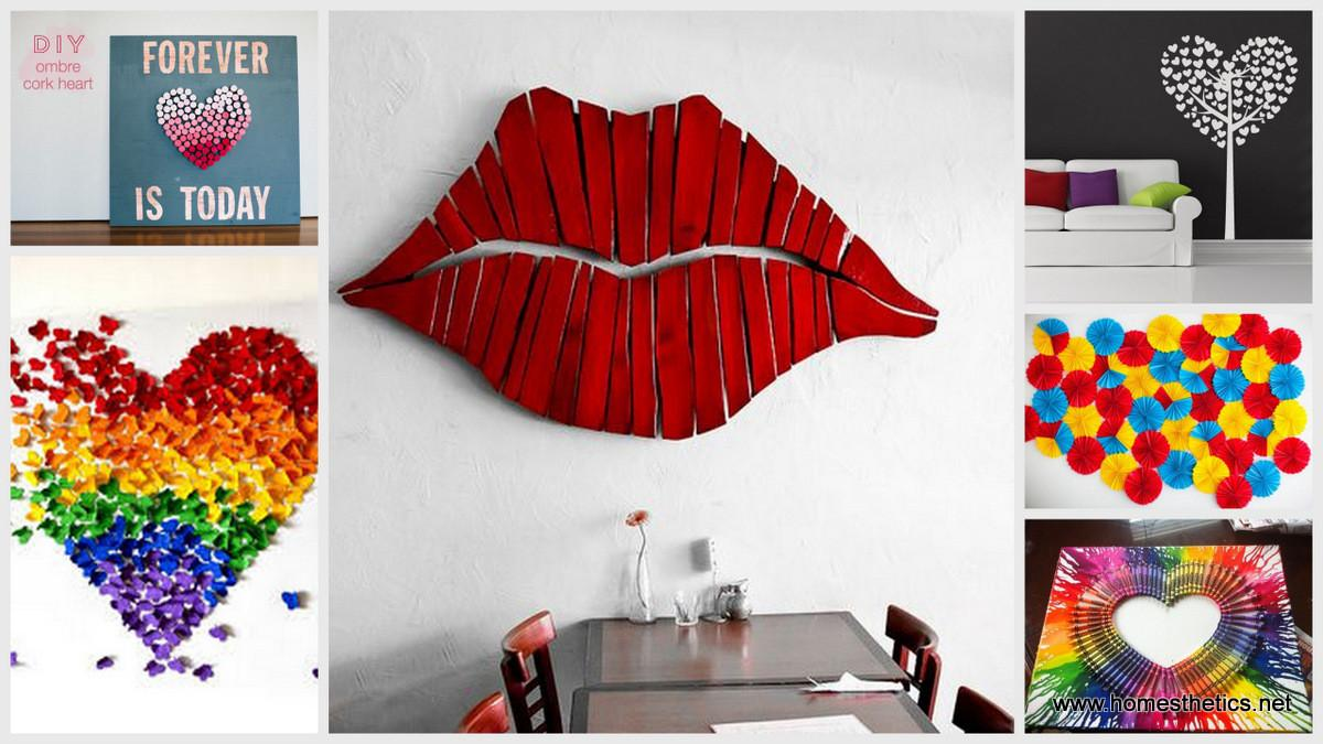 Creative Diy Wall Art Projects Under