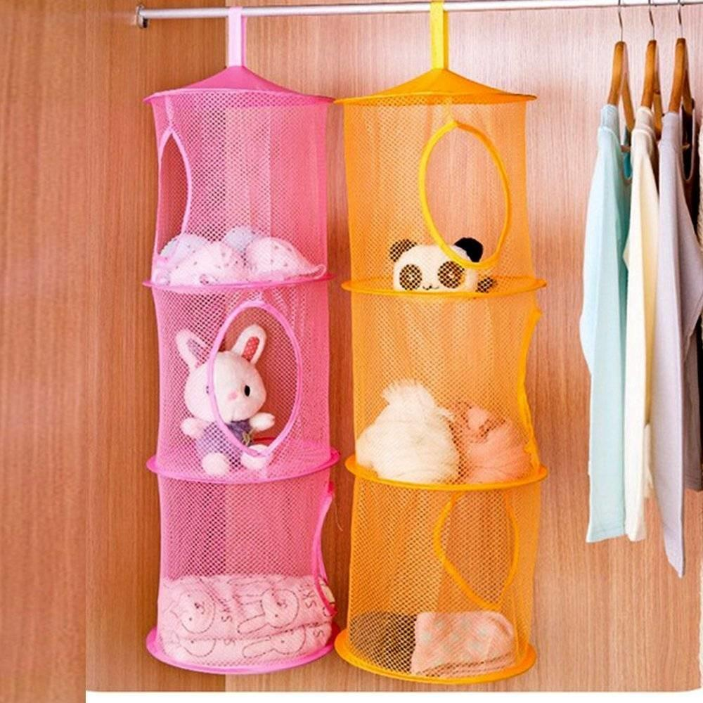 Creative Diy Ways Organize Stuffed Animal Toys