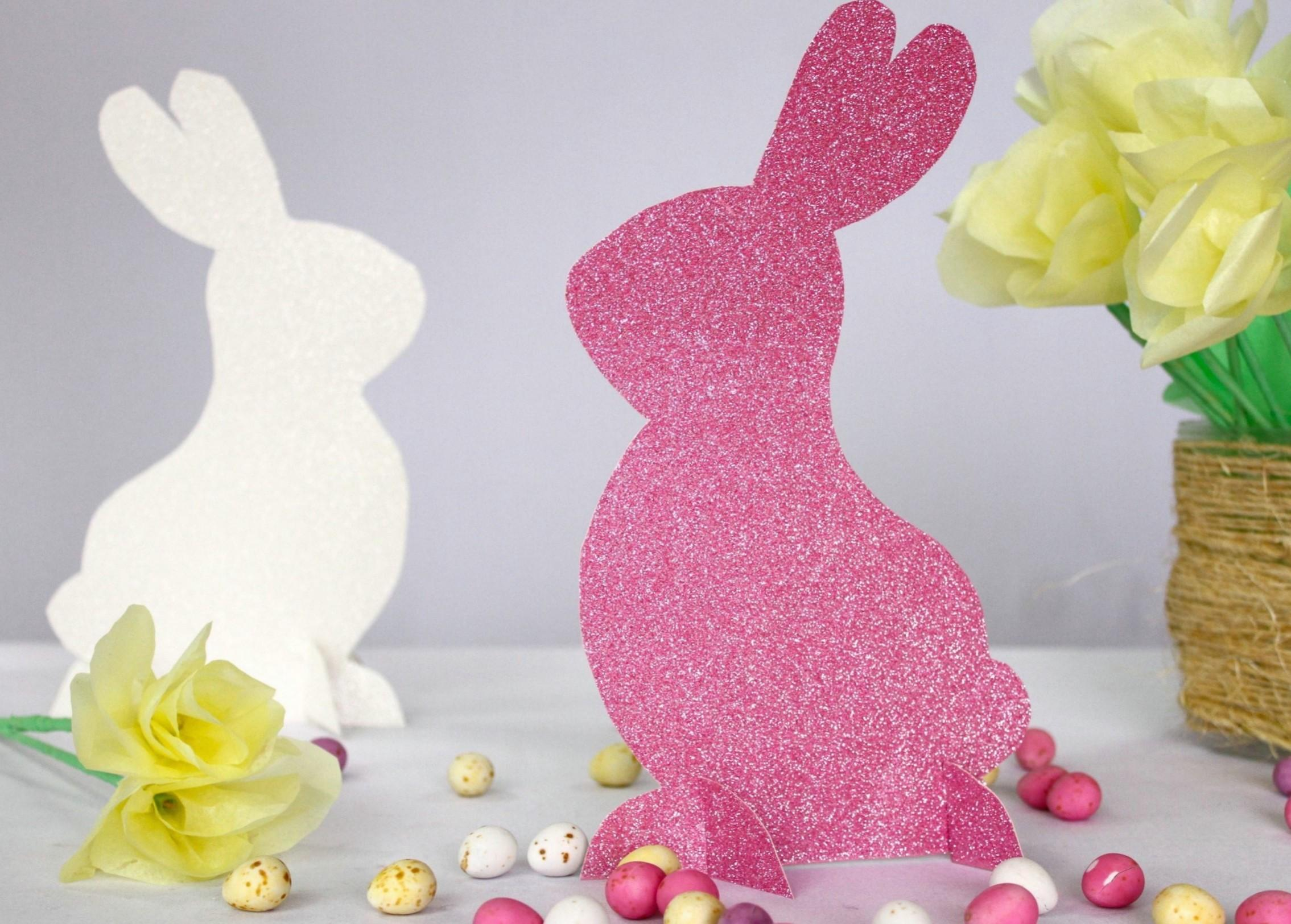 Creative Easter Bunny Decoration Inspirations