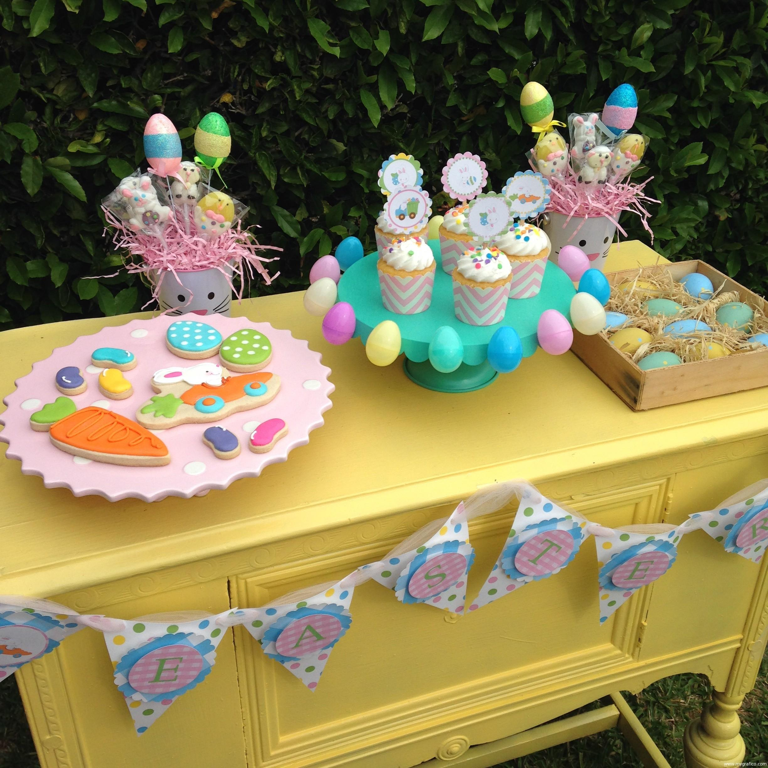 Creative Easter Party Ideas Godfather Style