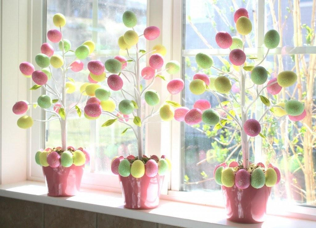 Creative Easy Diy Easter Home Decorations Style