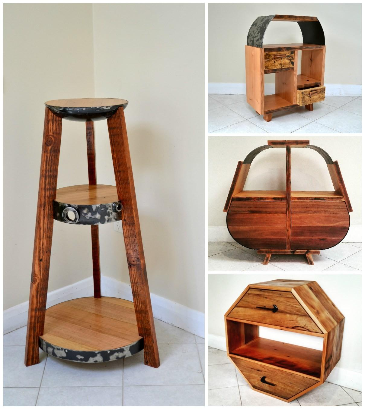 Creative Ideas Furnish Your Home Recycled