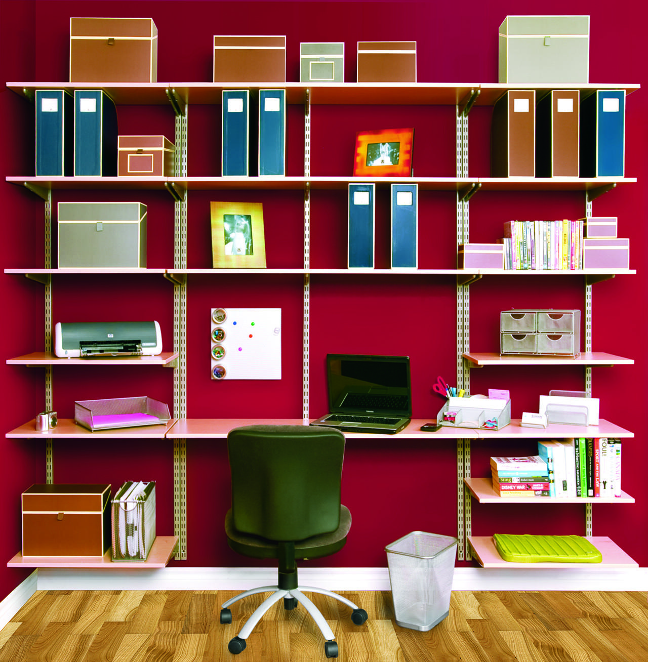 Creative Ideas Organize Your Home Office