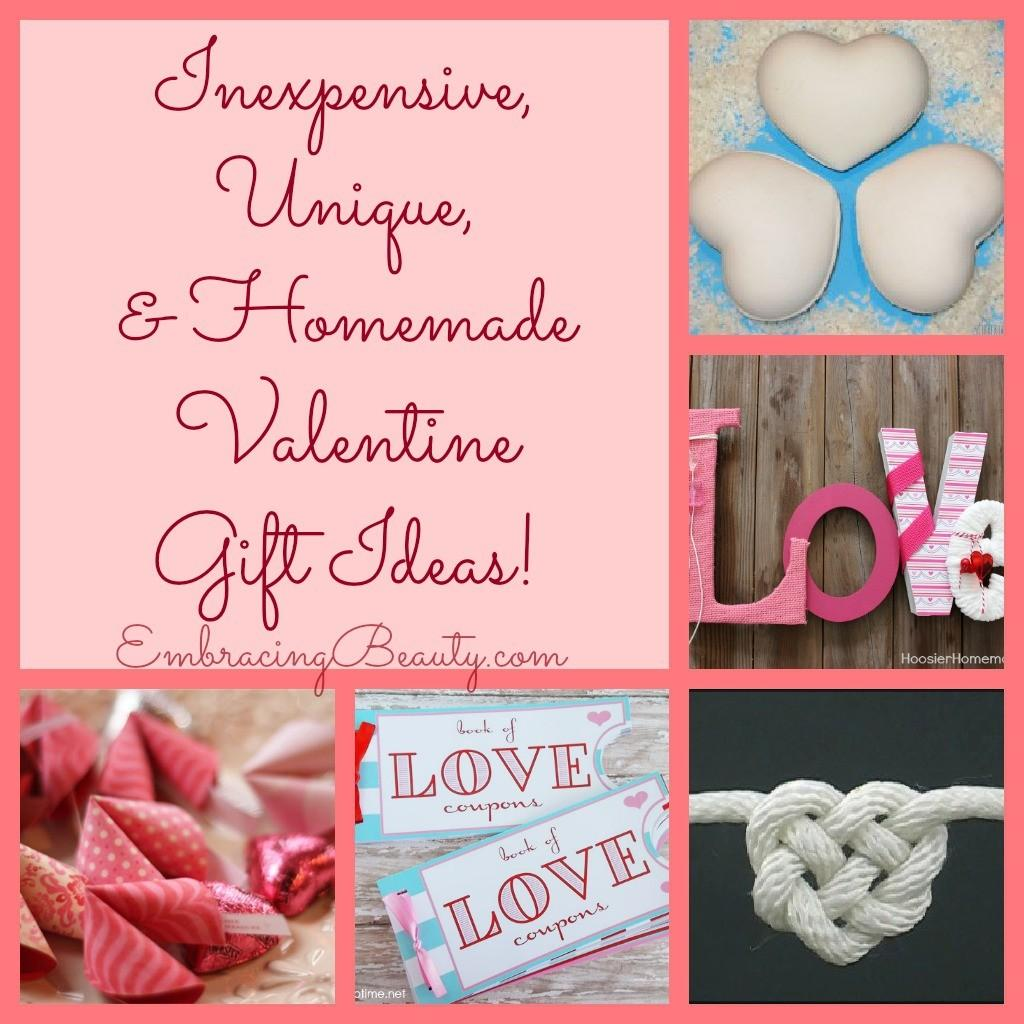 Creative Ideas Valentine Day Gifts Homemade Gift