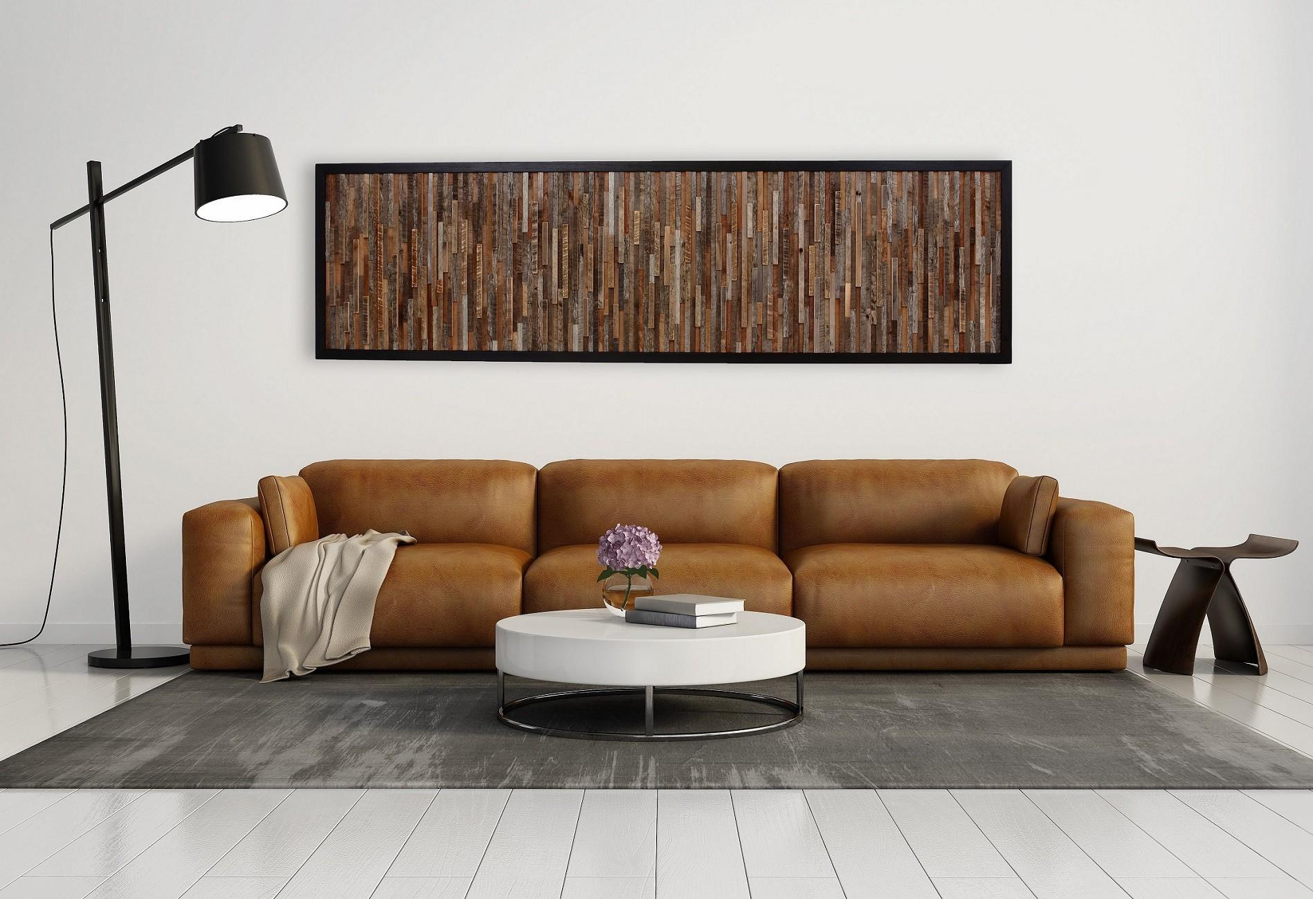 Creative Ideas Your Own Reclaimed Wood Wall Art