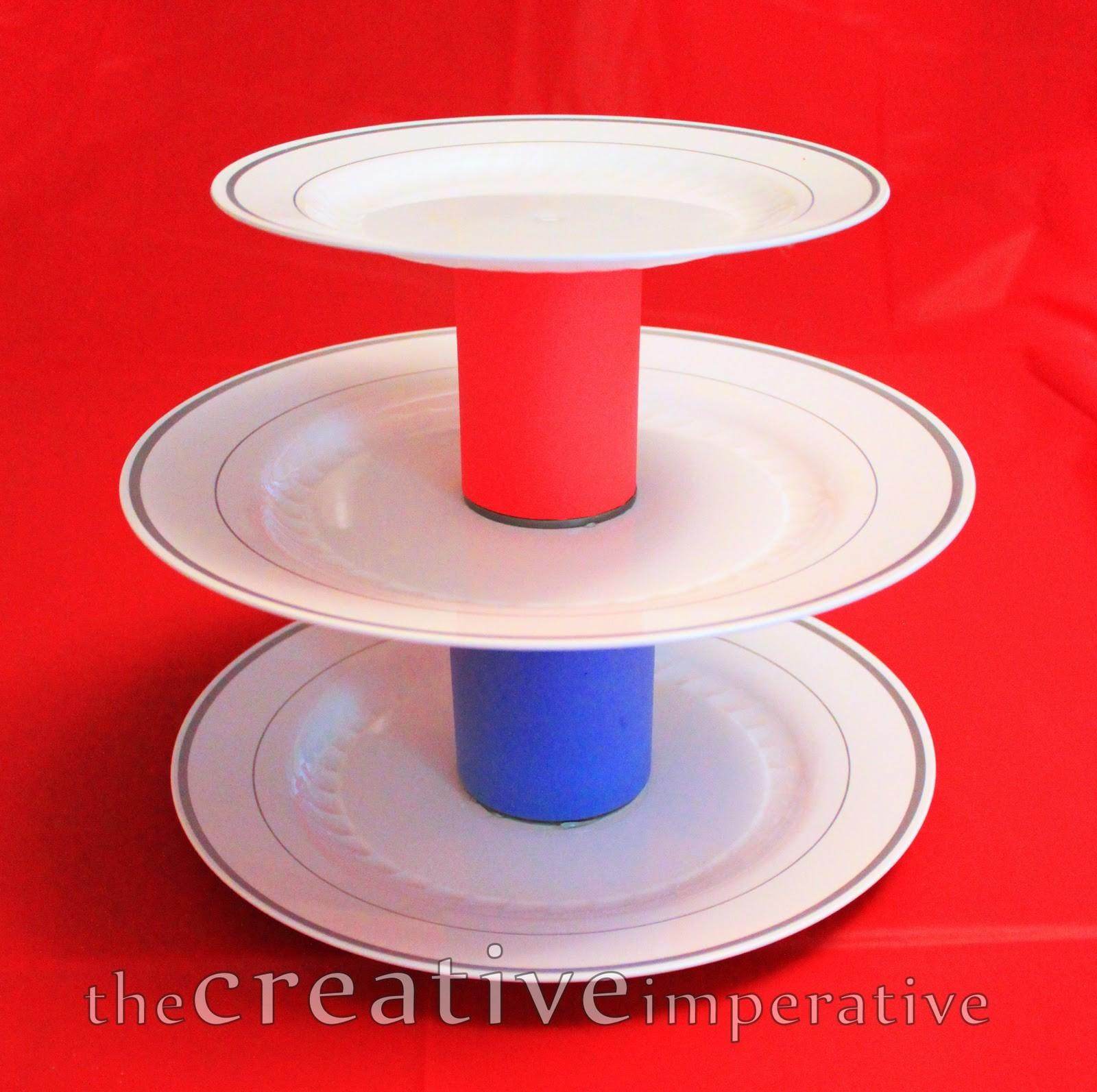 Creative Imperative Spiderman Party Diy Cupcake