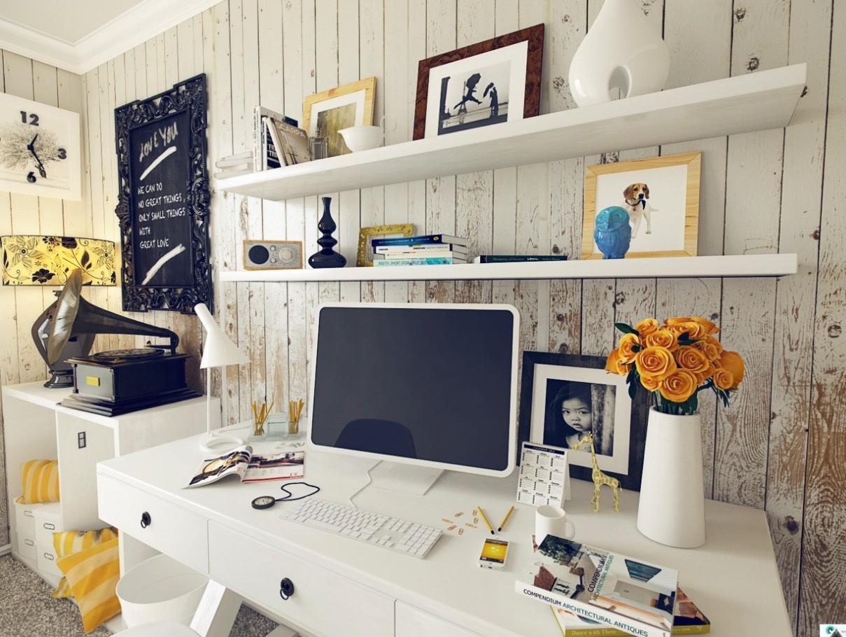 Creative Inspirational Workspaces