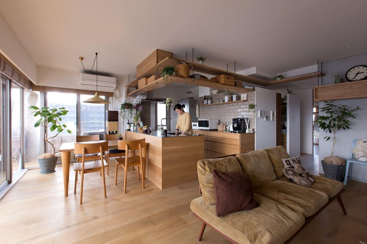 Creative Japanese Apartment Space Savvy Cat Haven