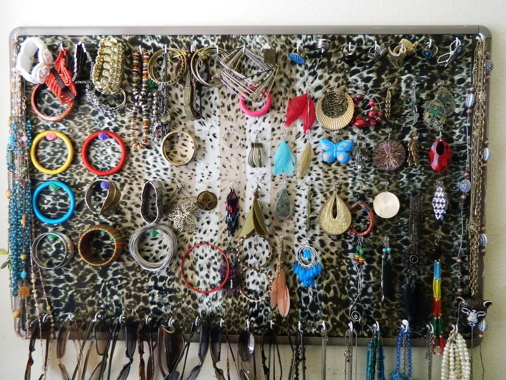 Creative Jewelry Storage Ideas Modern Diy Art Designs