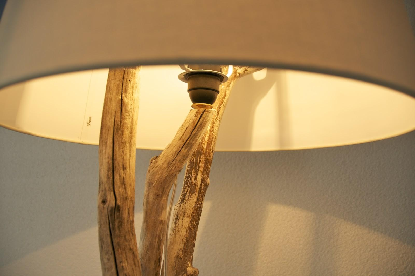 Creative Journey Diy Driftwood Floor Lamp