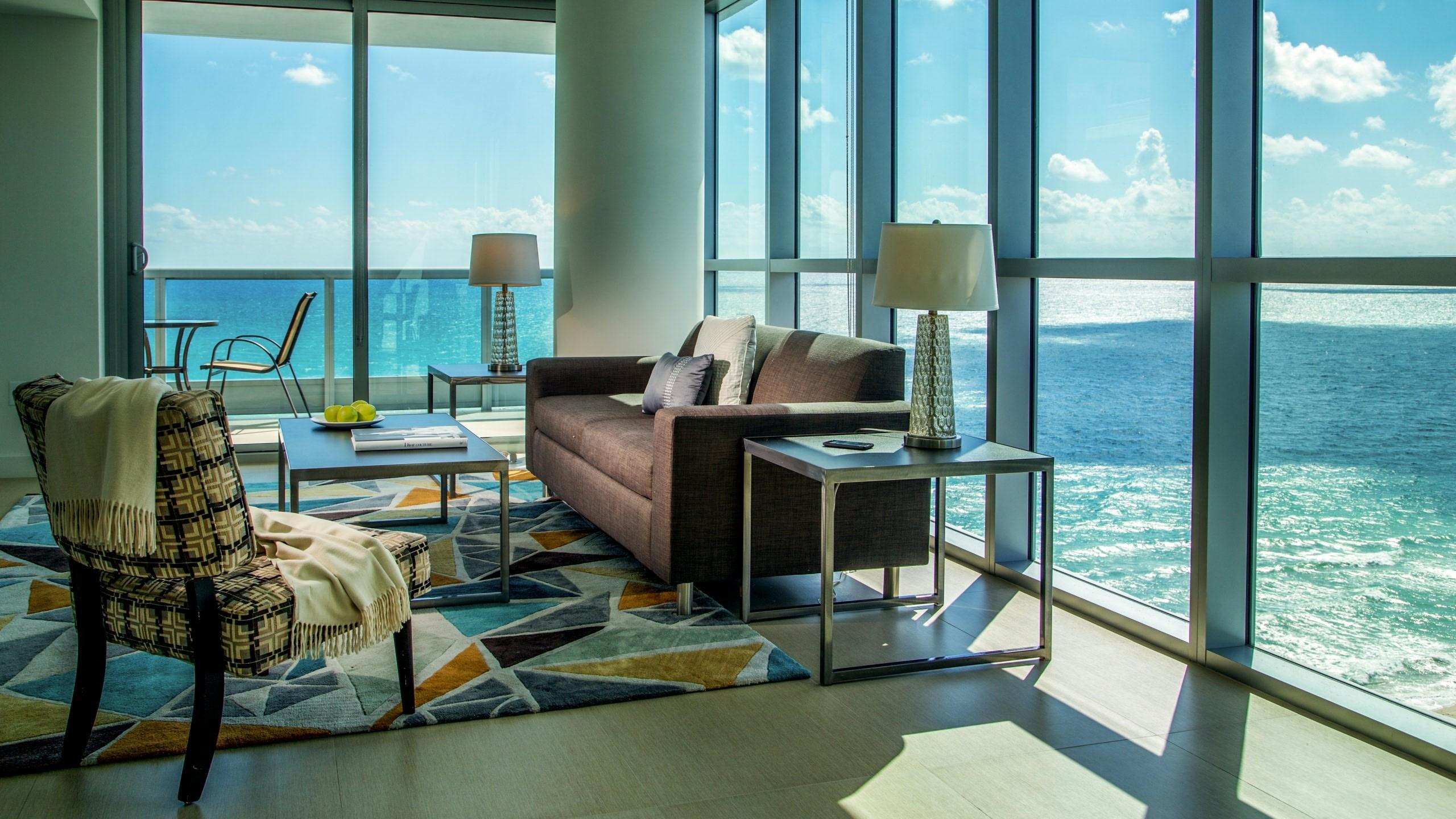 Creative Luxury Apartments Miami Decor Color Ideas