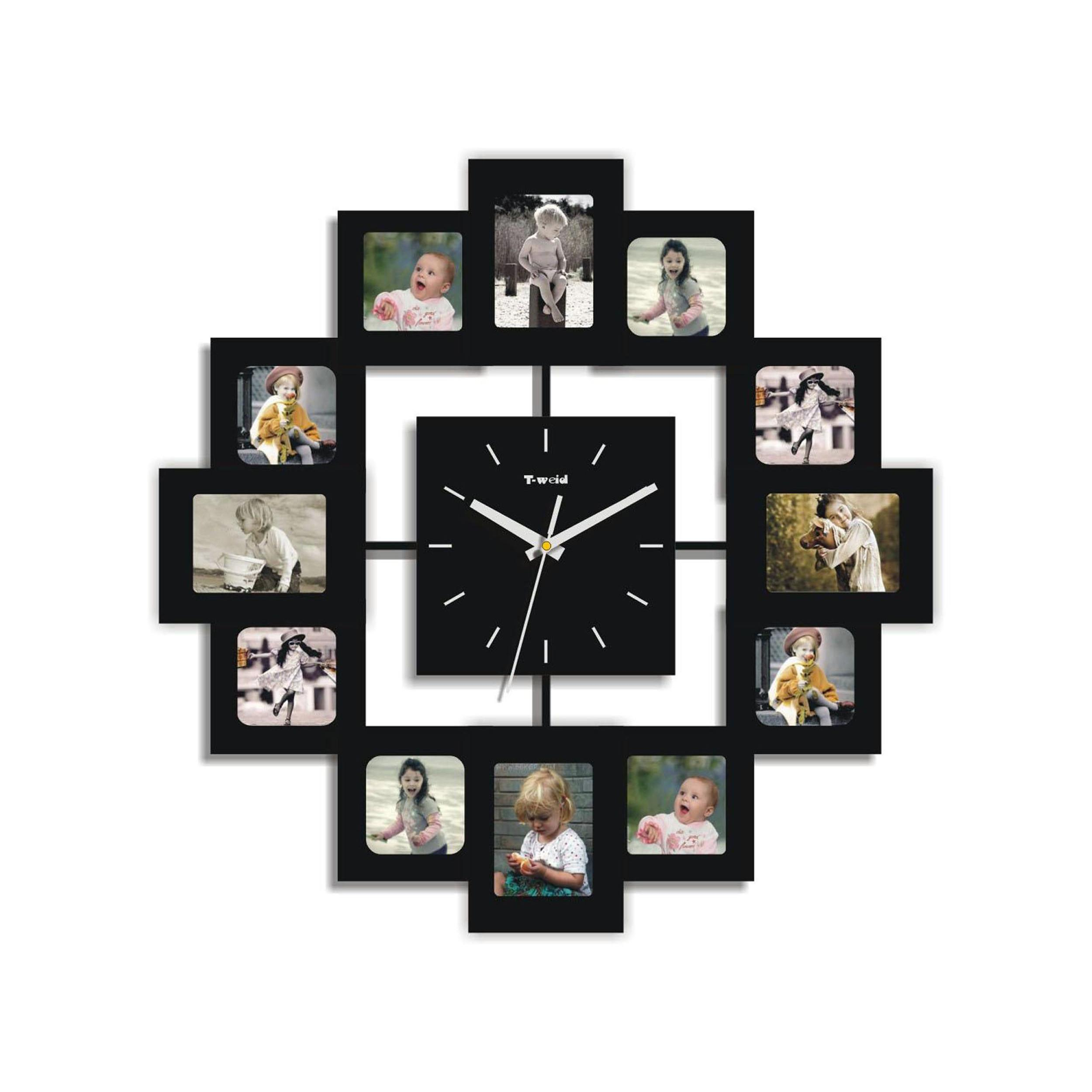 Creative Motion Frame Wall Clock
