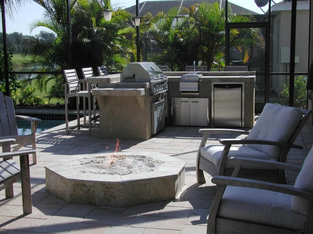 Creative Outdoor Kitchens All Accessories