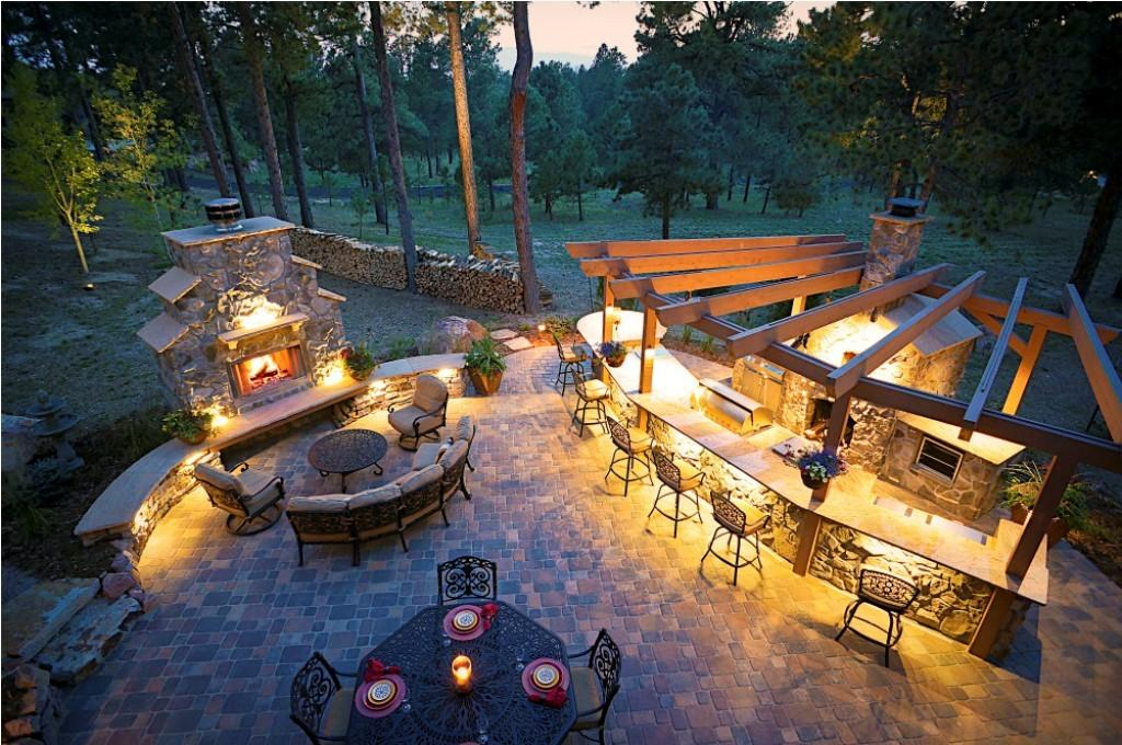 Creative Outdoor Lighting Landscape