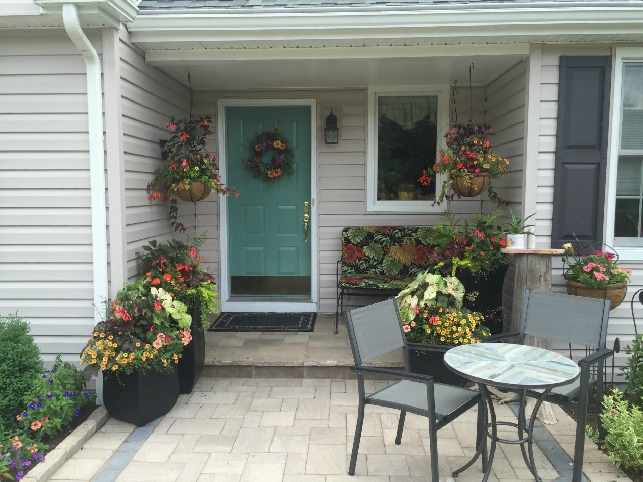 Creative Outdoor Planter Ideas Turpin Landscaping