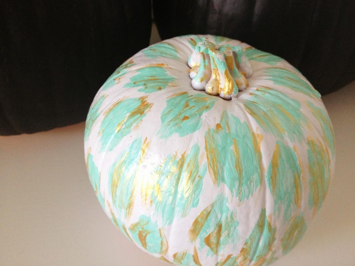 Creative Painted Pumpkin Ideas