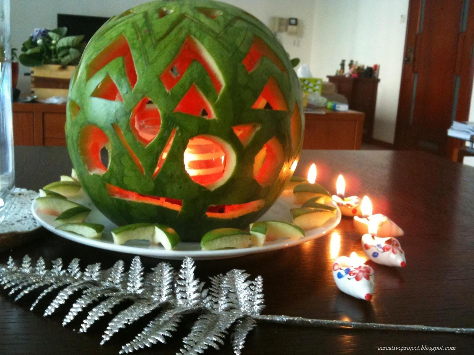 Creative Project Diwali Themed Table Decor