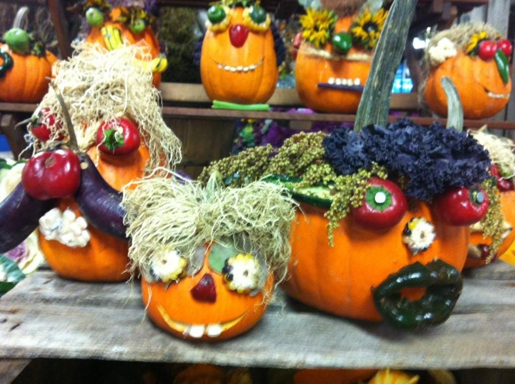 Creative Pumpkin Decorating Ideas Funny Unique Halloween