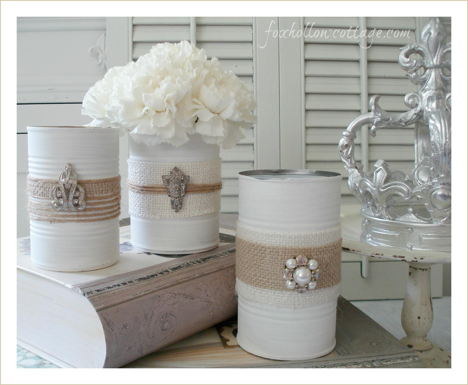Creative Repurposed Diy Tin Cans Projects Must Try