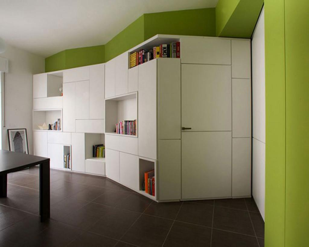 Creative Storage Ideas Small Spaces