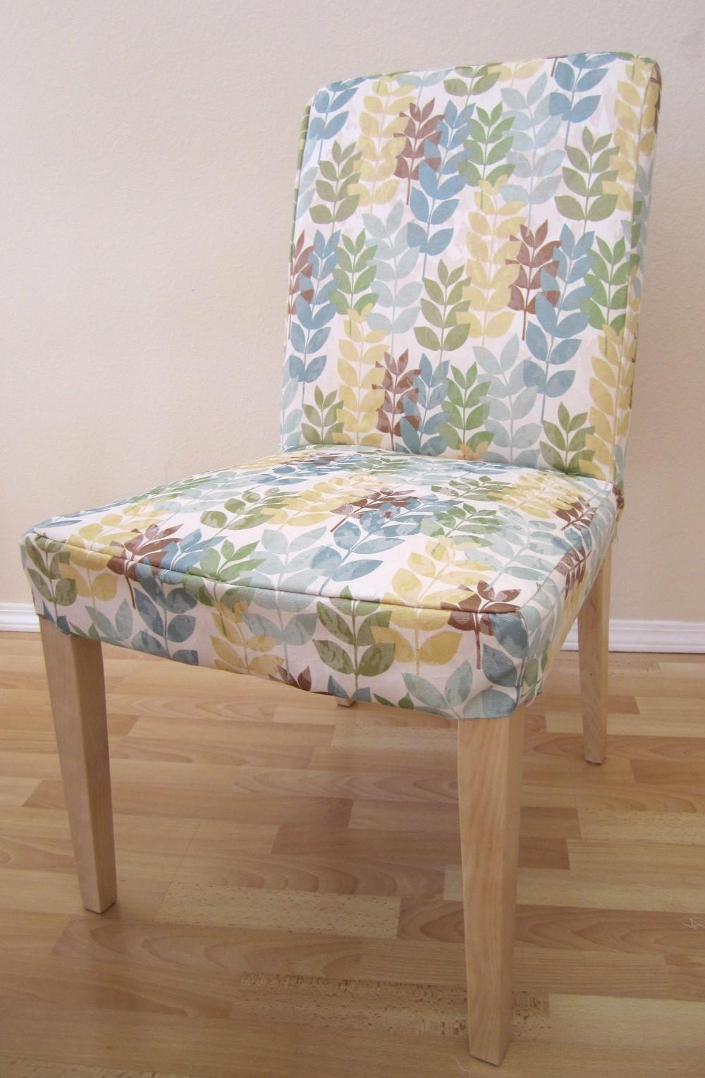 Creative Tradition Custom Cover Henriksdal Chair