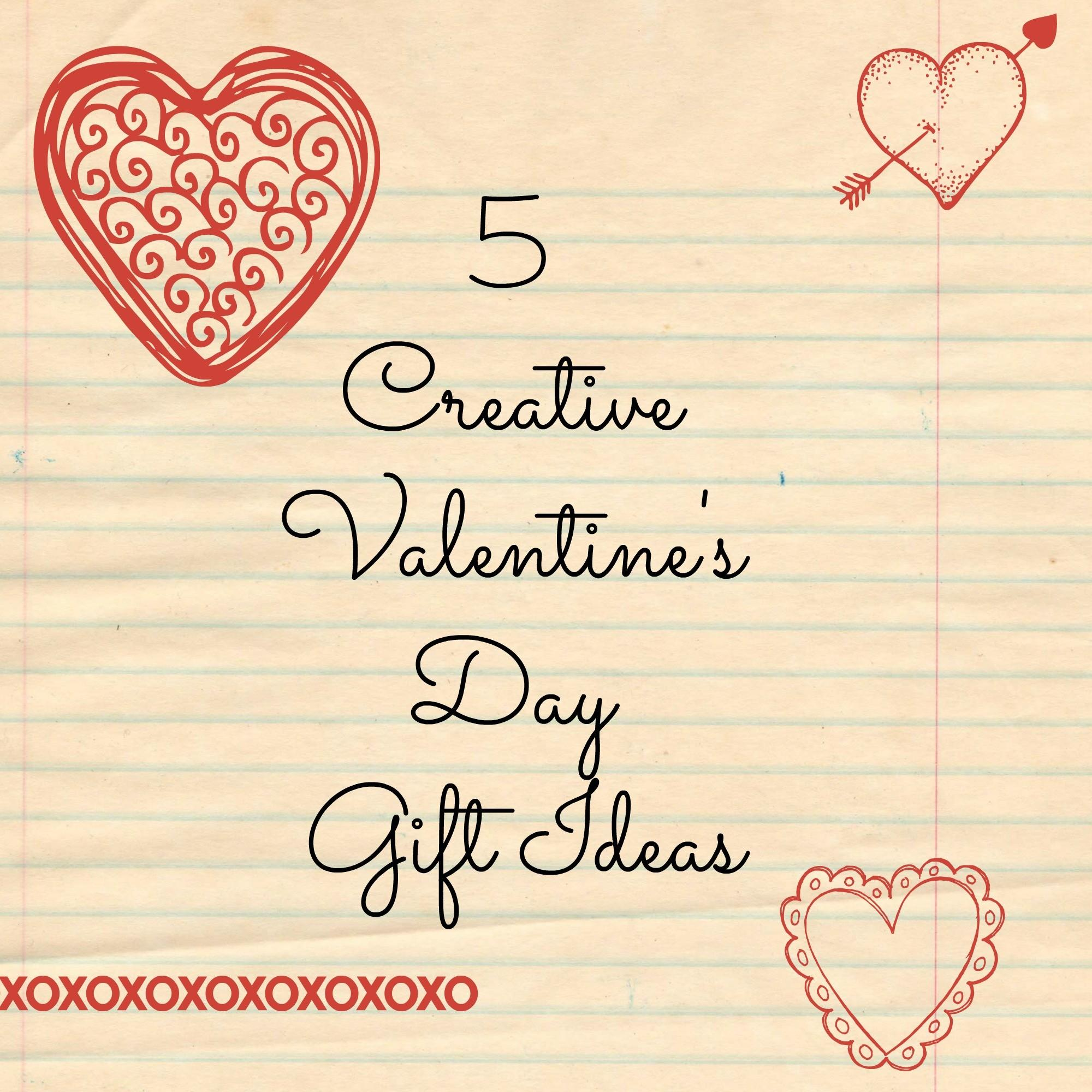 Creative Valentine Day Gift Ideas Thrill Chases