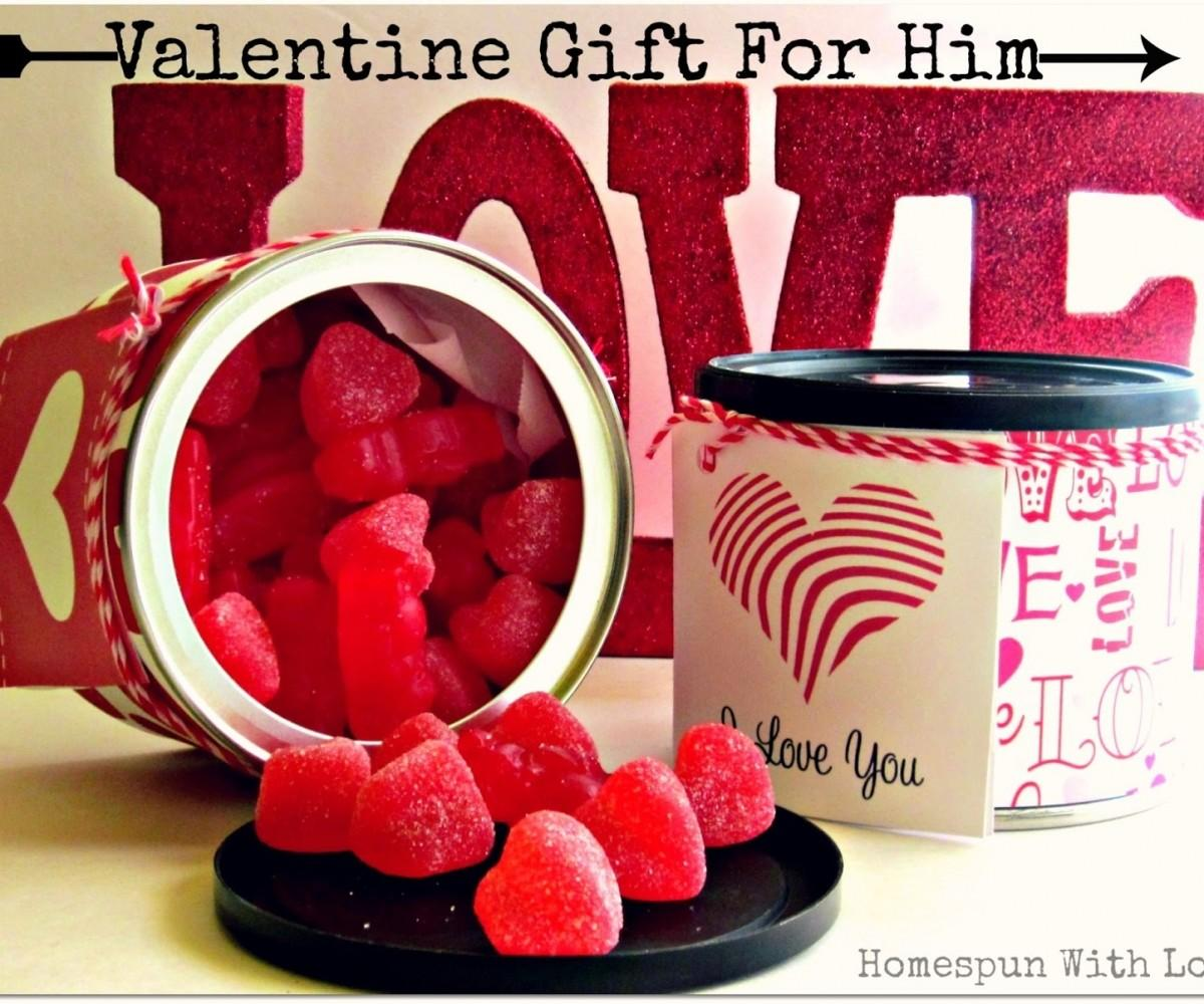 Creative Valentines Day Gifts Him Diy Congenial