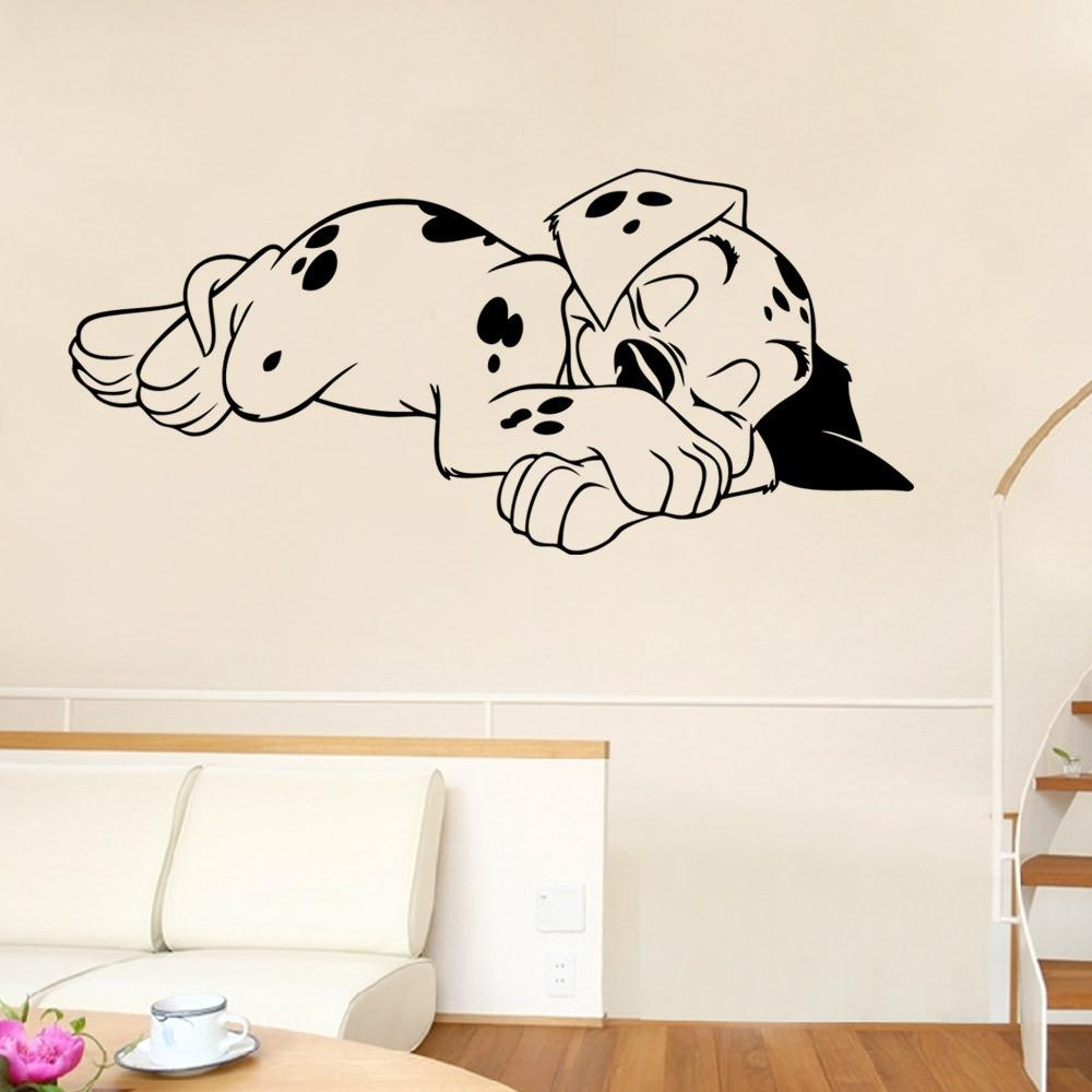 Creative Wall Art Stickers Bedroom Removable