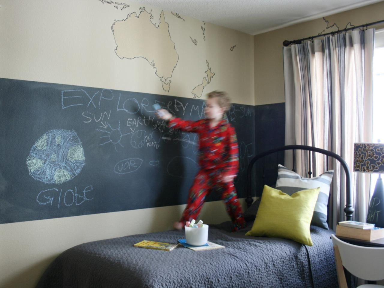 Creative Yet Simple Projects Kids Rooms